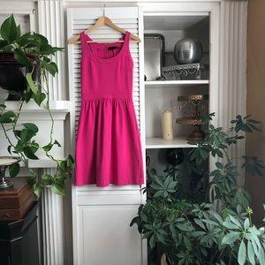 Cynthia Rowley Hot Pink Cocktail Dress